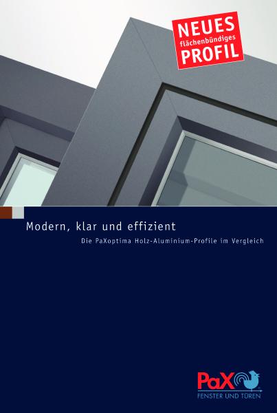 Paxoptima Vergleich Katalog
