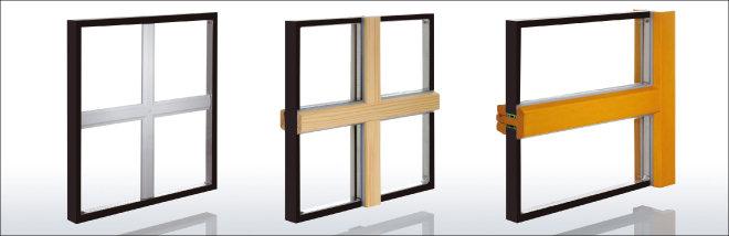 holzfenster mit sprossen in verschiedenen formen. Black Bedroom Furniture Sets. Home Design Ideas