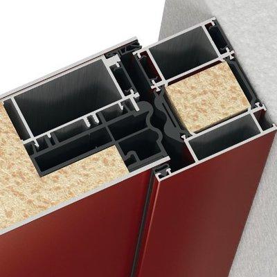 hochwärmegedämmtes System mit patentiertem Verzugsschutz