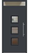 kunststoff haust ren mit oberlicht konfigurieren. Black Bedroom Furniture Sets. Home Design Ideas