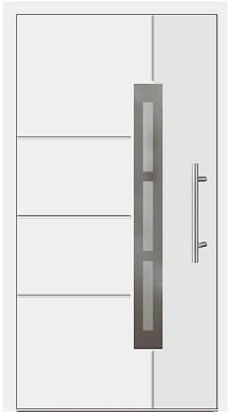kunststoff haust r modell 6900 40 wei. Black Bedroom Furniture Sets. Home Design Ideas