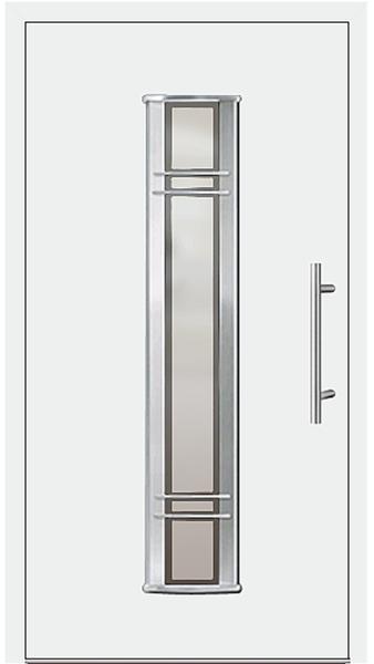 kunststoff haust r modell 6962 79 wei. Black Bedroom Furniture Sets. Home Design Ideas